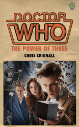 New Series Target Covers: The Power of Three (v2) by ChristaMactire