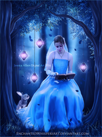 Story Book by EnchantedWhispersArt