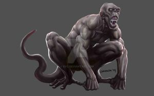 MONSTER_Creature by EVC