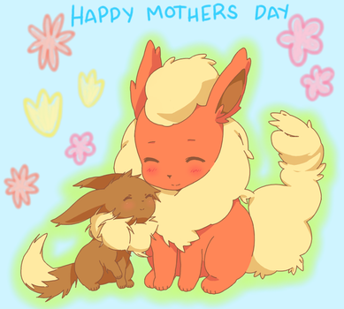 Mothers Day 2009 by drill-tail