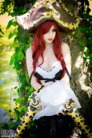 Miss Fortune - League of legends Cosplay 5 by MelodyxNya