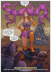 PoP/MotU - The Coming of the Towers - page 5 by M3Gr1ml0ck