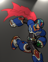 Rockman X: Command Mission by Zhen-Chan