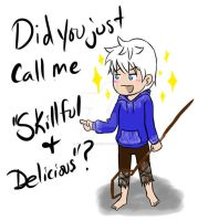 Skillful and Delicious by JFrostTales