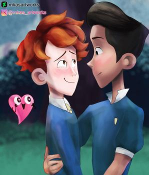 In a Heartbeat by mkasartworks