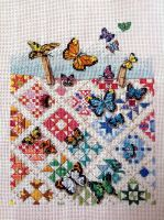 Butterfly Quilt by pinkythepink