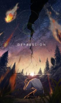Depression by YinXiang