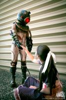 ...pick me up? - Bioshock 2 by Lily-pily