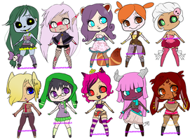 Adoptable Dump 01 {CLOSED} by TechSupportGirls