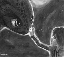 Toothless by J2theD