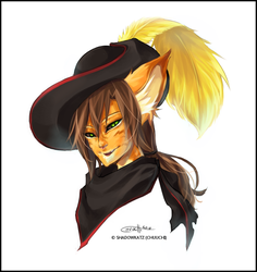 :ENGARDE: Puss in Boots by Chuuchichu