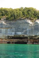 Pictured Rocks 1 by melissamyth
