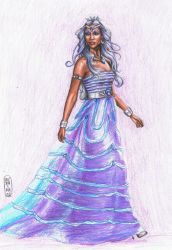 Queen of Atlantis by MyWorld1