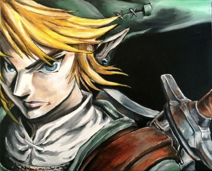 Link by aohnna