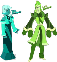 Diamond Fusions by XombieJunky