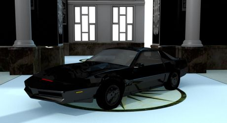 Knight Rider by TheRedCrown