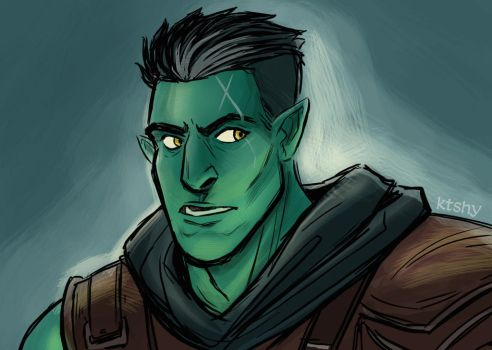 Fjord by ktshy