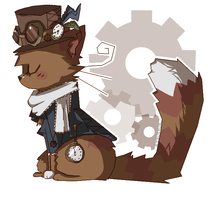 Gears and Clocks aND CAT by memedokis