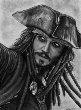 Jack Sparrow by titol87