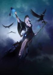 witch evolution by nfouque