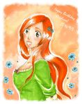 Happy Birthday, Orihime! by HeartlessTira