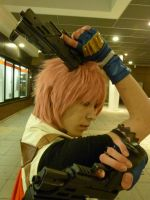 Lightning male 5 by sato92