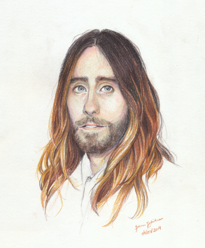 Jared Leto (March/2014) by juhcashew