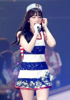 Taeyeon 3rd Japan Tour by iloveyou1989