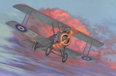 Sopwith Camel by Harnois75