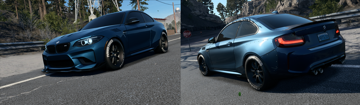 [NFSPayBack] AbyssLeo Project BMW M2 (WIP) by CroqueMr