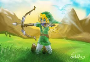 Nini is Link by Diddha