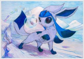 Glaceon as is