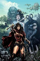 Wonder Woman Rebirth by LiamSharp
