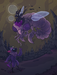 [October Entry 3 FFA] Firefly by Beachpie