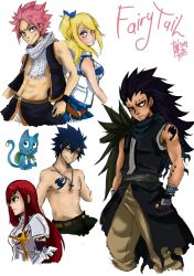 FAIRY TAIL~~ by Stray-Ink92