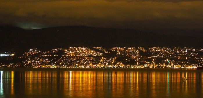 West Vancouver Glow by WestSideofMidnight
