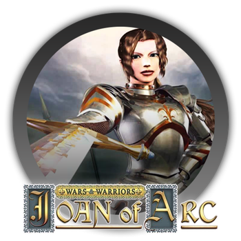 Wars and Warriors Joan of Arc - Icon by Blagoicons