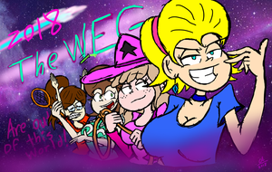 West End Girls 2K18 by cartoon56
