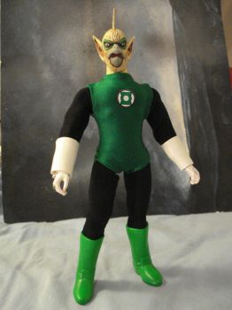 Green Lantern Tomar Re by randomaxedesign