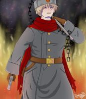 APH Russia - Red Menace by LuciferianRising