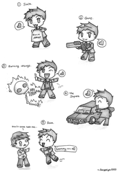 Supernatural - Dean loves... by dongpeiyen1000
