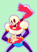 Papyrus by Ropnolc