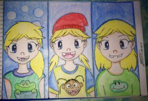 Lana Loud: Three times the Hops by JTrexe