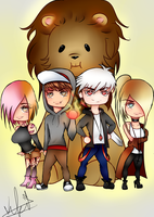 Squad by JulpiArt