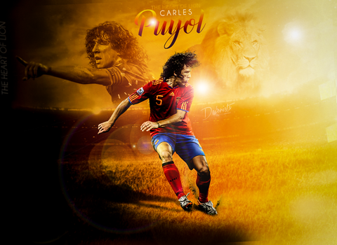 Puyol by workoutf