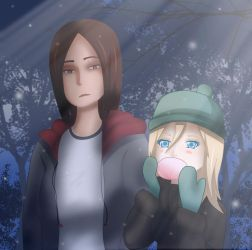 Ymir y Christa - Invierno by 0Anachis0