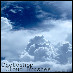 Cloud Brushes by RoseCabriolet