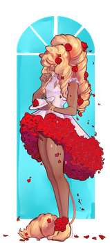 [AW] Rose Scented by parasite-z