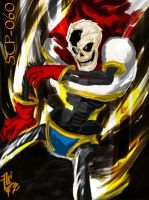 Papyrus/SCP-060-Alpha by LazzyDawg17