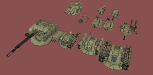 More turrets by flaketom